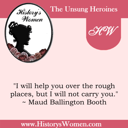 Quote by Maud Ballington Booth