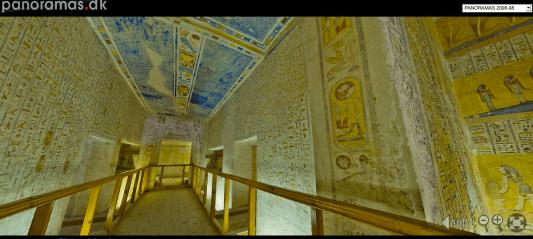 ramses tomb 360