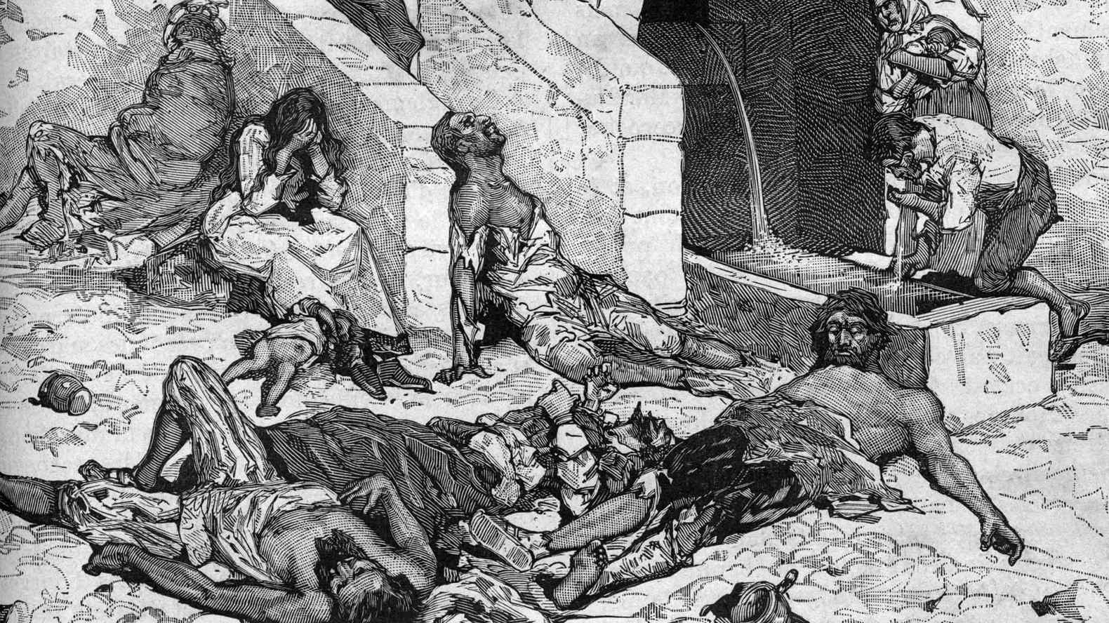 Most dangerous things in the world-Most dangerous disease: The black death