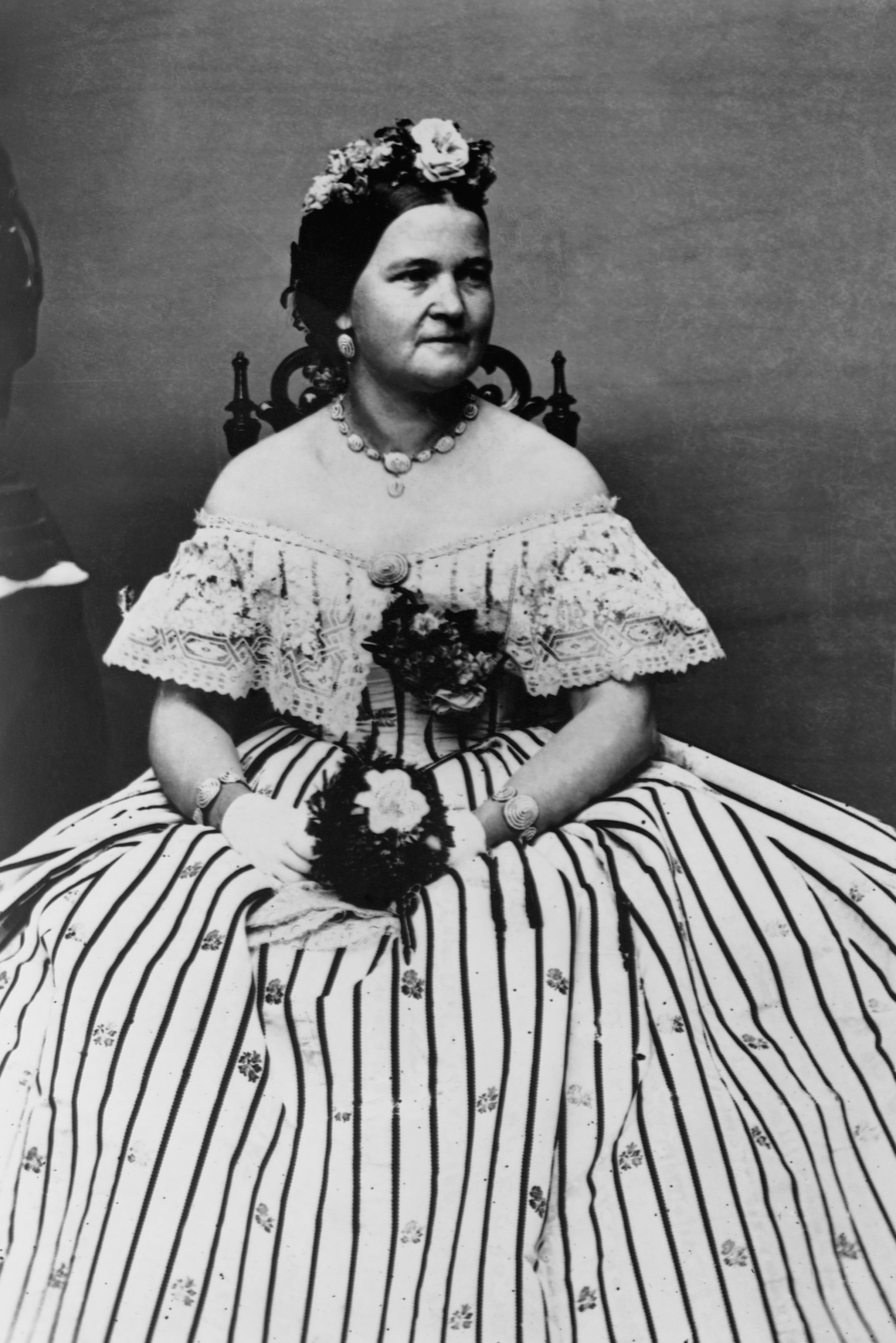 One Of The Most Unpopular First La S Mary Todd Lincoln