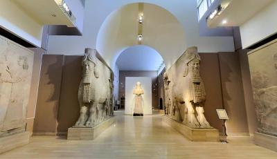 National Museum of Iraq – Assyrian Hall 3D Model
