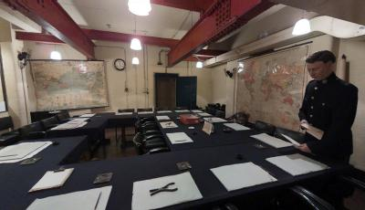 Churchill War Rooms 3D Model