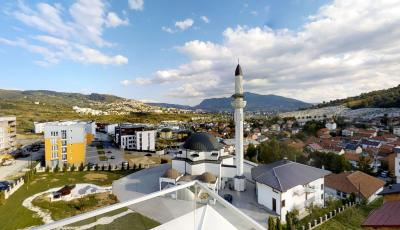 Sarajevo, Federation of Bosnia and Herzegovina 3D Model