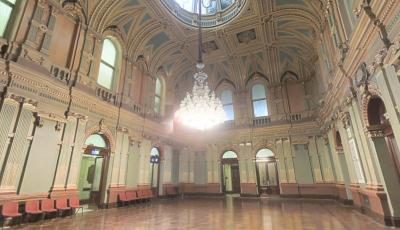 Historic Sydney Town Hall