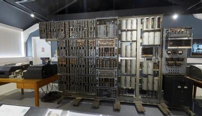 The National Museum of Computing 3D Model