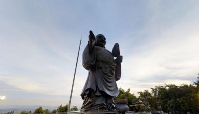 Maitreya Statue 3D Model