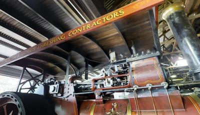 Queensland Steam & Vintage Machinery Society