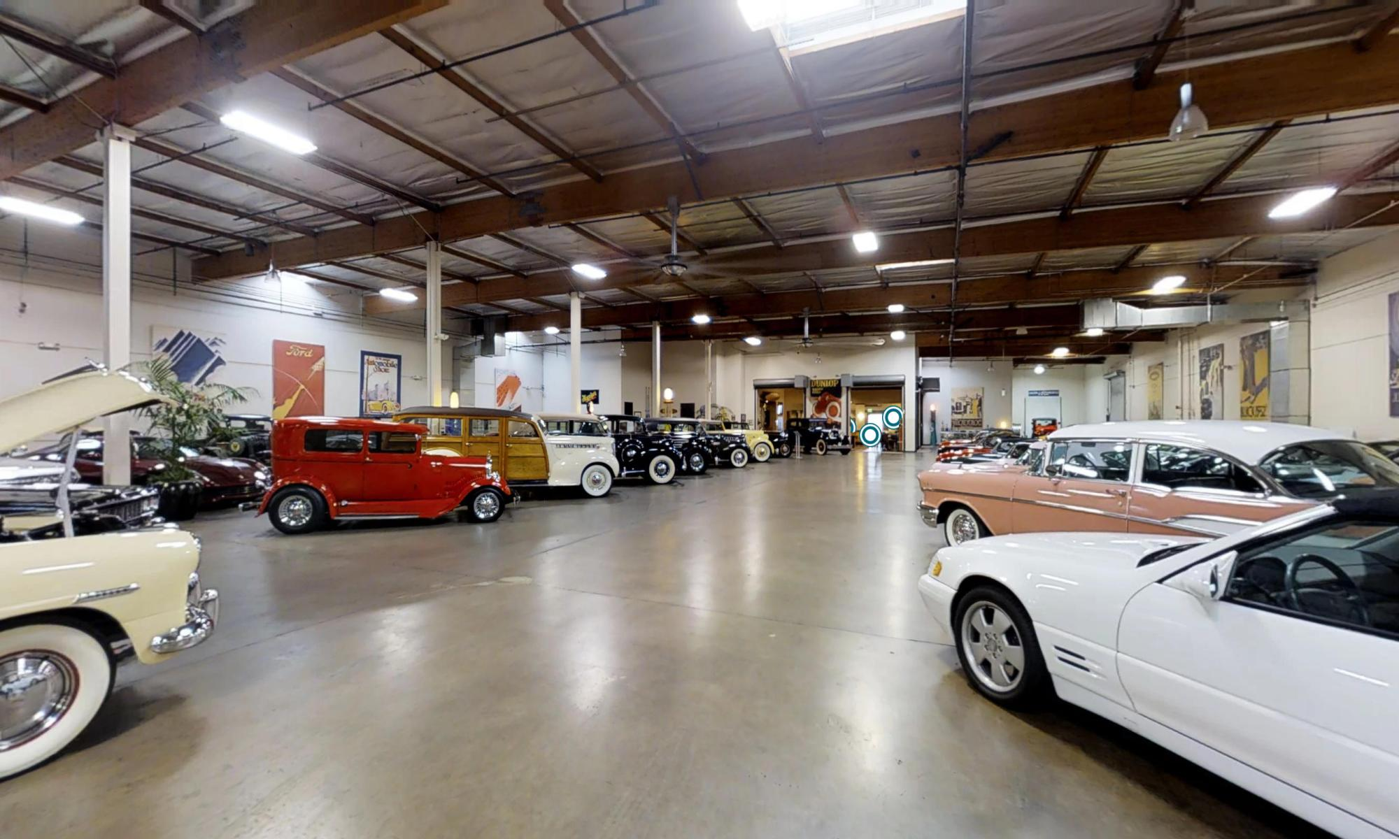 Crevier Classic Cars – HistoryView VR