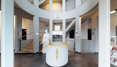 Museum of Medicine 3D Model
