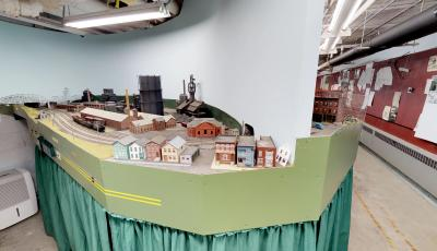 Rensselaer Model Railroad Society 3D Model