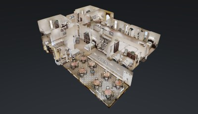 Lillie Mansion at Lutheran Rehabilitation and Skilled Care Center 3D Model
