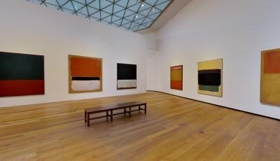 National Gallery of Art: Mark Rothko 3D Model