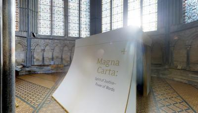 Magna Carta | Salisbury Cathedral 3D Model