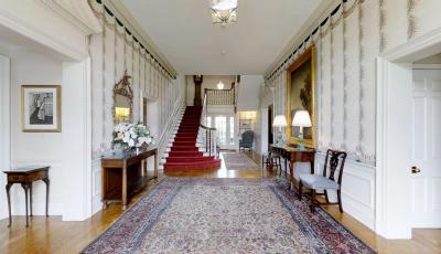 Allandale Mansion 3D Model