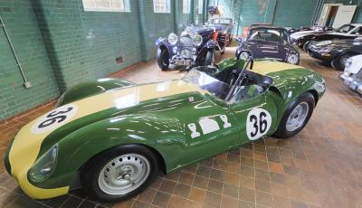 Pendine – Historic Cars for Road & Track