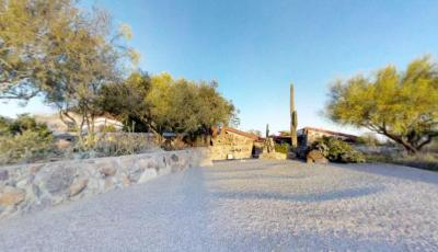 Frank Lloyd Wright | Taliesin West