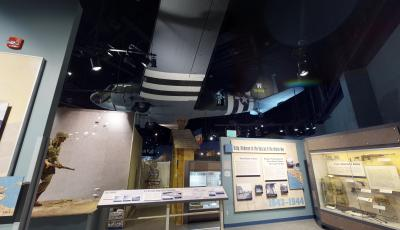 U.S. Army Airborne and Special Operations Museum: Exhibit