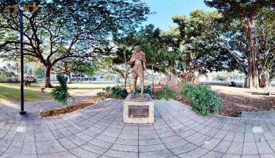 Mohandas Karamchand Gandhi 3D Model