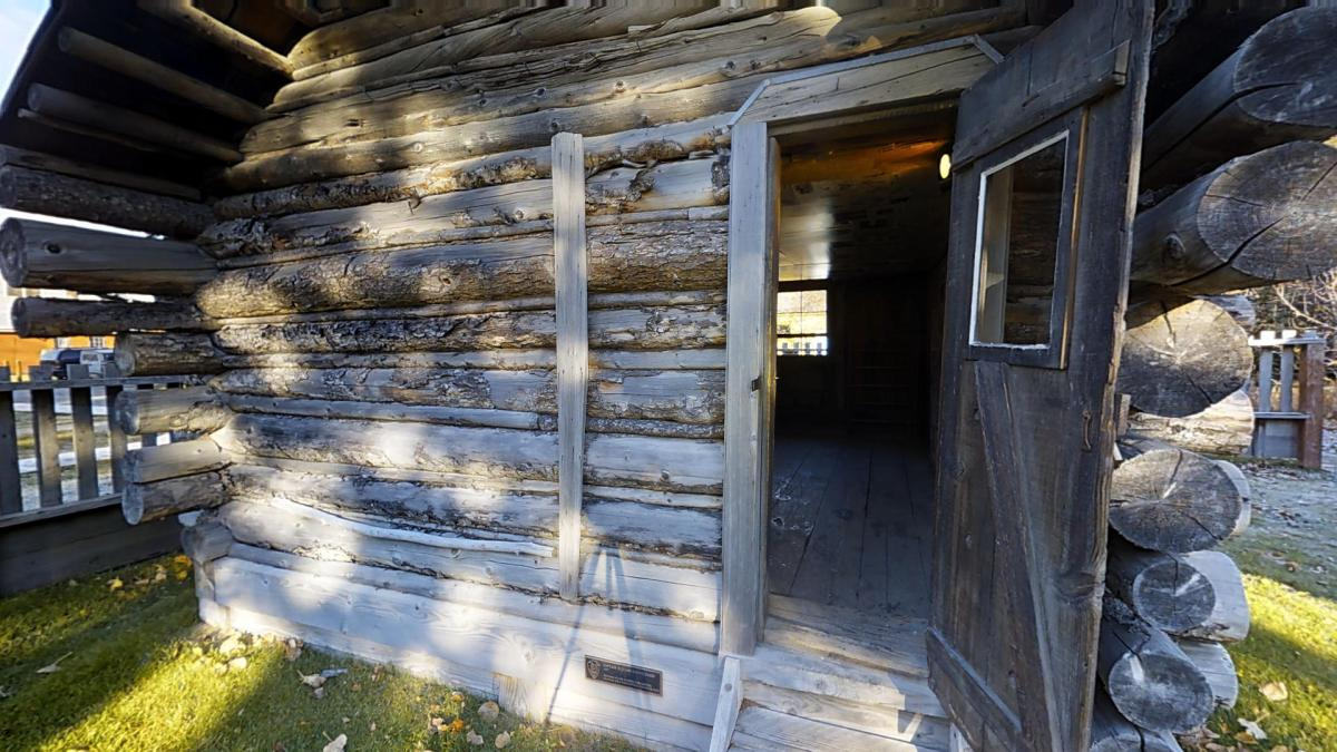 Klondike Gold Rush National Historical Park   Moore Cabin