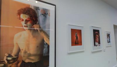 TASCHEN & Mick Rock: David Bowie 3D Model