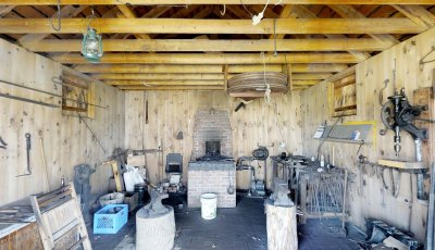 Buffalo Niagara Heritage Village: Blacksmith Shop