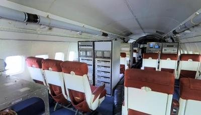 Boeing 737-130 Prototype 3D Model