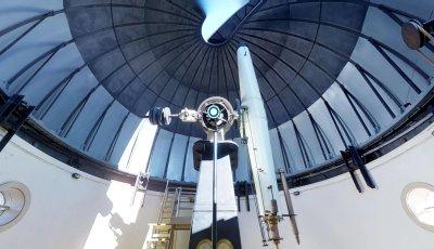 Cincinnati Observatory 3D Model