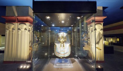Protected: King Tut Museum