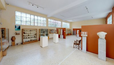 Paros Archaeological Museum