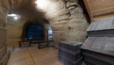 Conventico Caves 3D Model