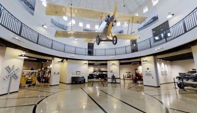 Logan County Transportation Museum 3D Model