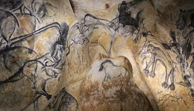 Chauvet Cave – Lion Panel