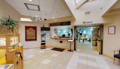 American Numismatic Association Money Museum 3D Model
