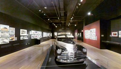 New Mexico History Museum: Lowriders, Hoppers, and Hot Rods