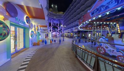Royal Caribbean: Symphony of the Seas®