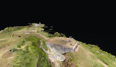 Bunker WN-62 3D Model