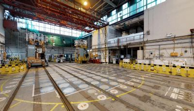 Chapelcross Nuclear Reactor