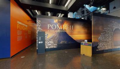 Leonardo Museum 3D Model