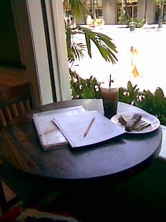 writing room