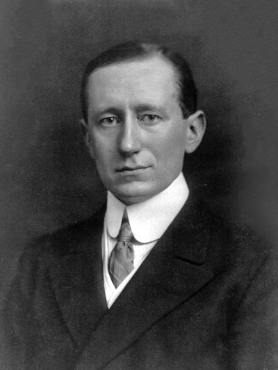 Gugllelmo Marconi