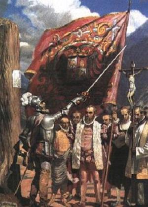 Pizarro Founds Lima