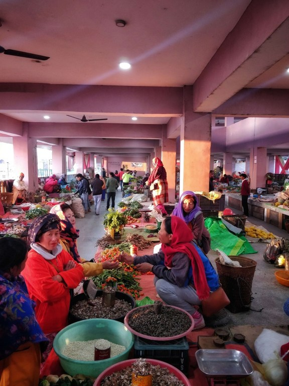 Ima Keithel – Imphal's All Women Market