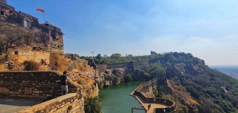 Places to Visit - Gaumukh Reservoir