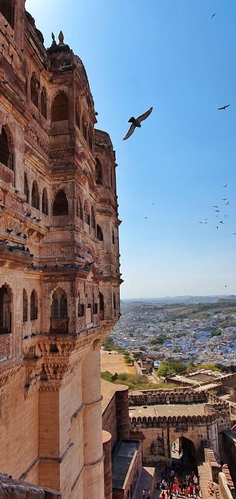 Mehrangarh Fort - Places to explore in jodhpur