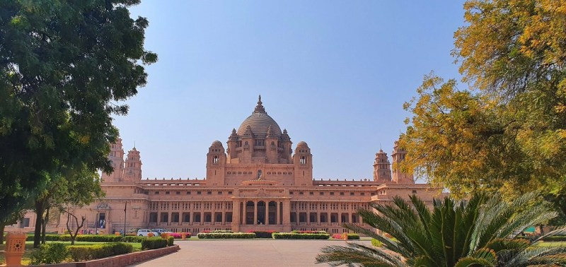 Umaid Bhawan - A must visit place in the blue city, Jodhpur