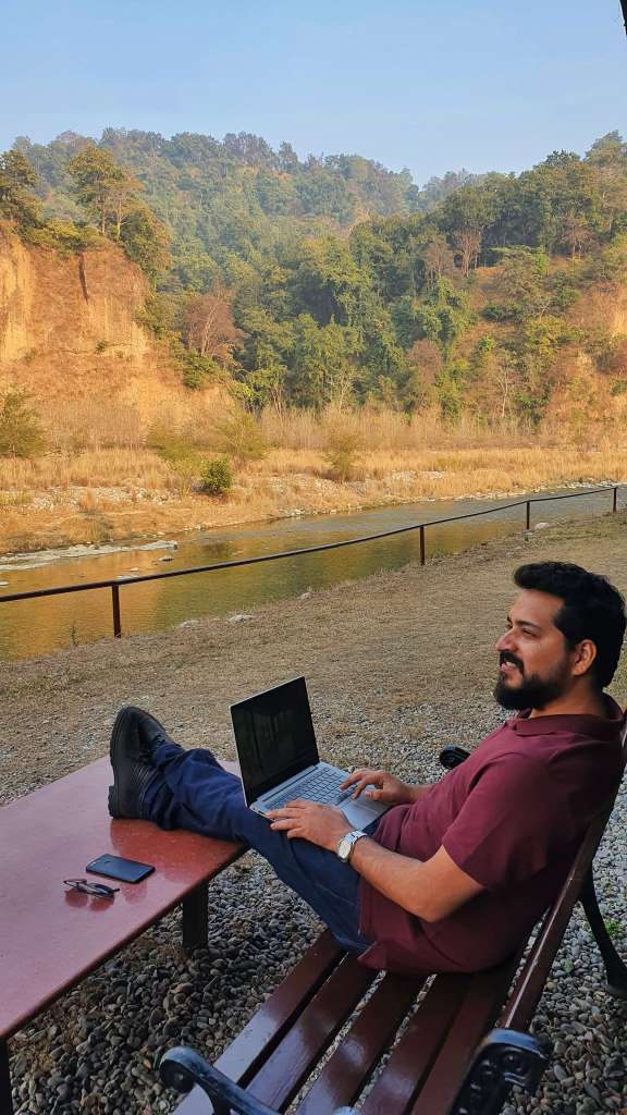 Work from the mountains - Travel blog