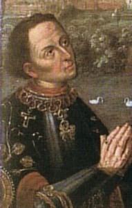 Adolf von Kleve_1426_Ausschnitt Rathaus-Bild