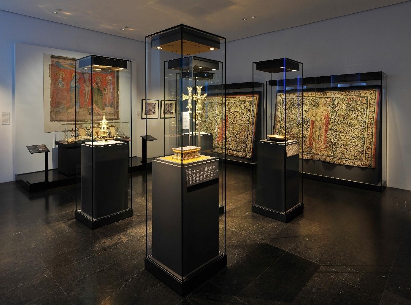 Das StiftsMuseum Xanten   Rheinische Geschichte