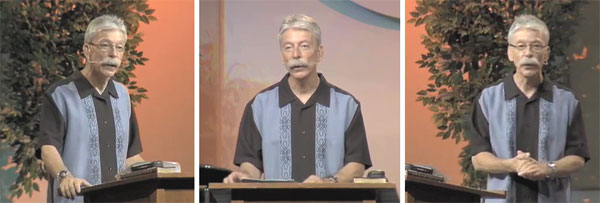 Pastor Phillip Lee RL Series01