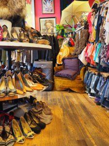 Vintage Shopping - ein Erlebnis
